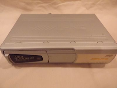 Alpine Compact Disc Changer CHA S634