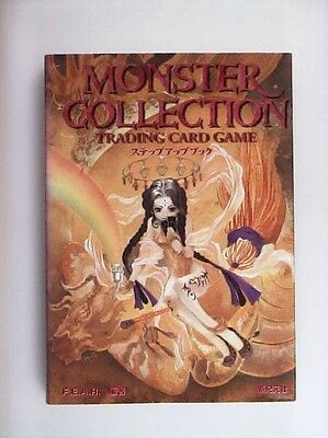 Monster Collection Trading Card Game step up book