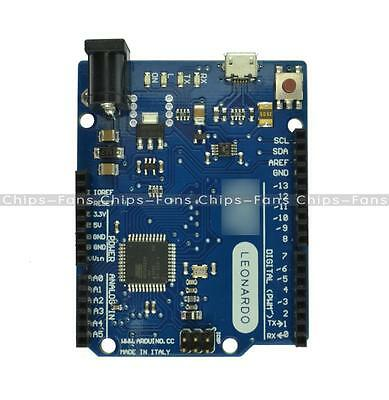 Original Leonardo R3 Pro ATmega32U4 Micro USB Arduino Compatible Without Cable C