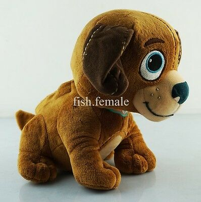 "8.5"" Brown Lovely Dog Talking Plush Stuffed Toys Child Christmas Gifts"