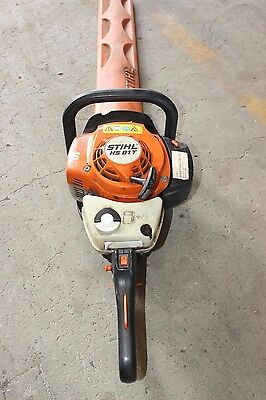 Stihl HS 81 T HS81T Double-Sided Professional Petrol Hedge Trimmer Clipper