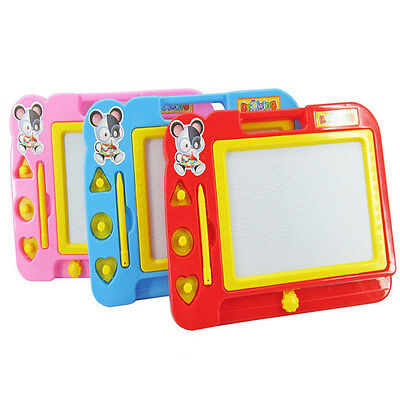 Childrens Kids Baby Educational Magnetic Drawing Writing Board Toy Sketch Pad