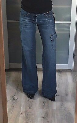 Femme 38 Flash 36 Large Bleu Coupe Jeans 40 Neuf N°3 42 Park AawTaqER