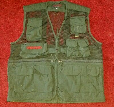 Masterline Fly Vest New Unused Size Xl
