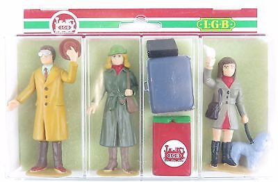 LGB 5129 Figuren-Set Reisende, OVP, TOP ! (KE381)