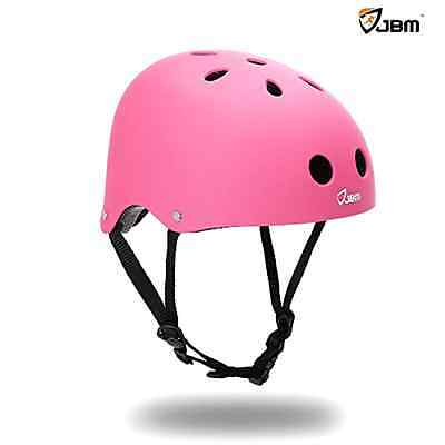 Helmet for Multi Sports JBM Impact Resistance Multiple Vents Aerodynamic Design