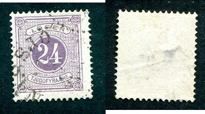 Used Sweden #J18a or J19? Perf 13(Lot #12162)