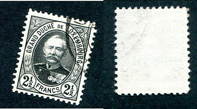 Used Luxembourg #68 (Lot #12056)