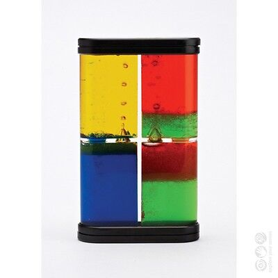 Autism Visual Multi Coloured Liquid Timer Sensory Resource