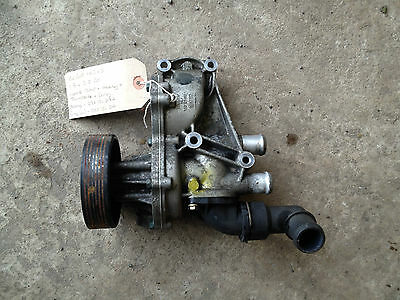 Vw Golf Mk2,3 1.8,2.0, Gti Genuine Water Pump With Thermostat Housing  037121019