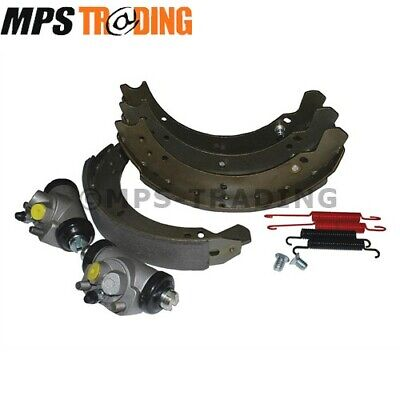 Land Rover Series 2A 3 Swb 88 Rear Brake Shoe & Wheel Cylinder Kit - Da6043