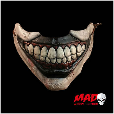 Official AMERICAN HORROR STORY TWISTY THE CLOWN Latex Mouth Piece Film Halloween