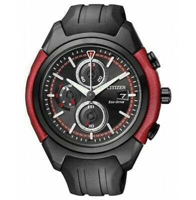 Citizen Dome Herren-Armbanduhr Chronograph Resin CA0287-05E € 139,- statt 249,-