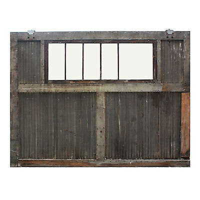 Substantial Antique Reclaimed Carriage Door, 1 Available Early 1900s NED325
