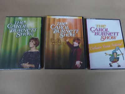 The Carol Burnett Show Favorite and exclusive 11 CD