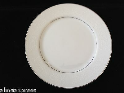 "American Limoges Salem Heritage Collection Lace Bouquet - 10-3/8"" DINNER PLATE"