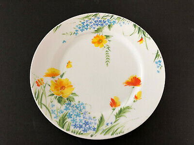 "JUST SPRING Imperial Japan China W. Dalton L5011 - 10-1/2"" DINNER PLATE"