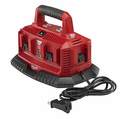 Milwaukee 48-59-1806 M18™ Six Pack Sequential Charger