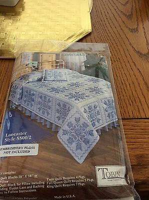 Pack Of Preprinted Quilt Blocks New In Packet