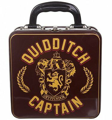Official Harry Potter Quidditch Captain Tin Tote Bag