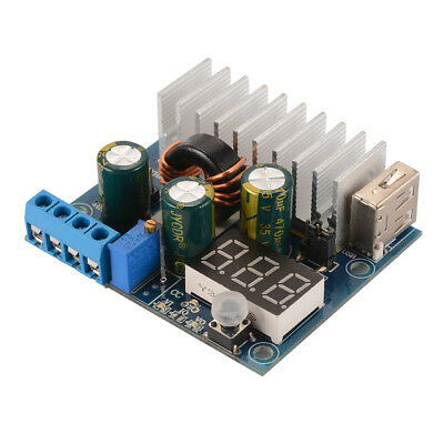 3V-35V 100W Adjustable DC-DC Step-up Boost Power Voltage Converter Module TE635