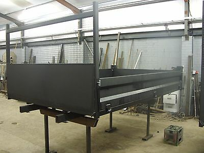 Brand New Tipping Body With Gear