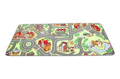 My Neighborhood LC 144 - Design May Vary Children Play Area Rug Skid Proof, New