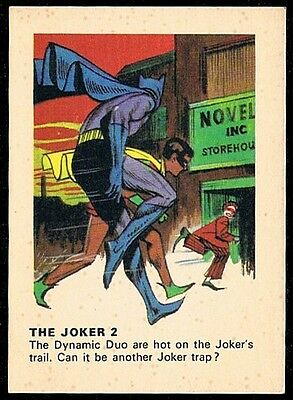 BATMAN • Weeties • 1966 • Joker 2