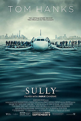 Sully Movie Poster 61x91 cm
