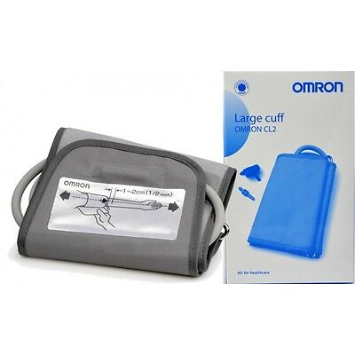 Omron Blood Pressure Monitor Upper Arm Large Cuff 32-42Cm Cl2 M2 Basic M6