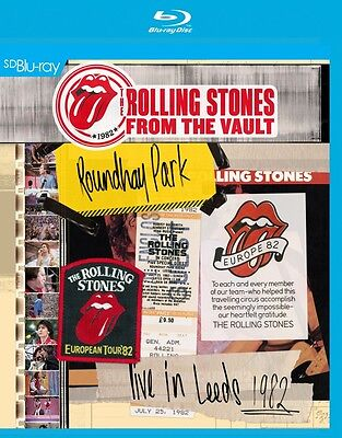 The Rolling Stones - From The Vault - Live 1982, 1 Blu-ray