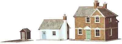 Brand New Oo/ho Scale/gauge Superquick Station Masters House A11