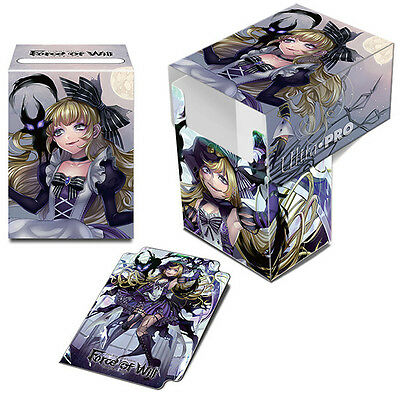 ULTRA PRO Force of Will: A2 Dark Alice Full-View Deck Box