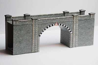 Brand New Oo/ho Scale/gauge Superquick Stone Bridge/tunnel A16