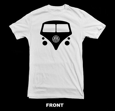 Volkswagen Vw Bus Image T-Shirt ~New~  All Sizes