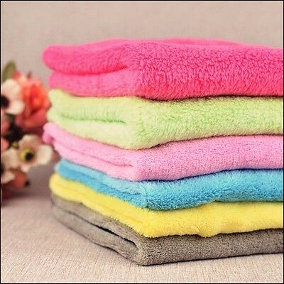 New Winter Warm Soft Coral Fleece Blanket Quilt Bed Mat For Pet Dog Puppy Cat