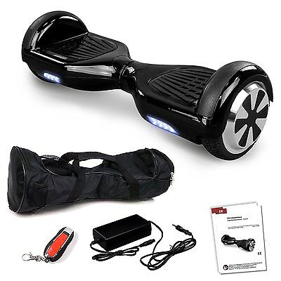 Akzeptabel! '6.5 Inch Smartway Electric Scooter Skateboard/Drive, black