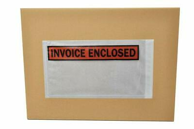2000 4.5x5.5 Invoice Enclosed front / Invoice Enclosed Packing List Envelopes