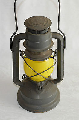 Alte Petroleumlampe Laterne ASA 682 D.R.P. Made in Germany