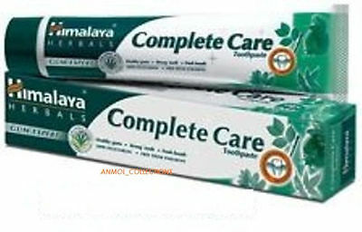 HIMALAYA HERBAL COMPLETE CARE DENTAL TOOTH PASTE - 80 g