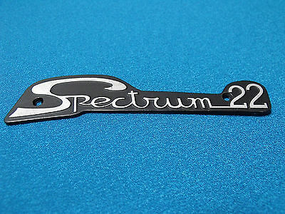 Replacement Spectrum 22 Teisco Style Guitar Logo