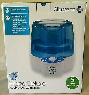 Humidifier -Vaporizer Allersearch HIPPO Deluxe . P/Up Berwick
