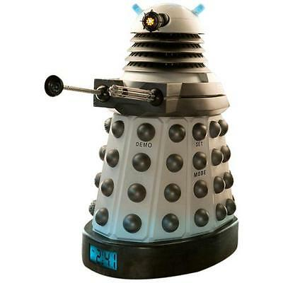 Dr Who - Dalek Shaped Projection Alarm Clock - New & Official BBC