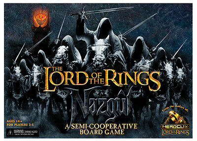 Lord Of The Rings: Nazgul boardgame by Wizkids