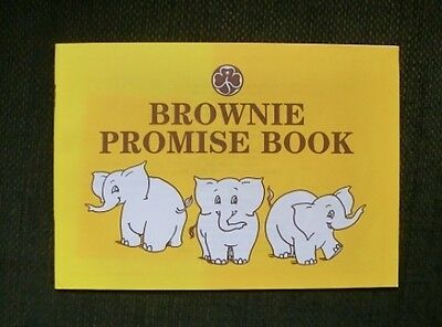 Girl Guides Brownie Promise Book