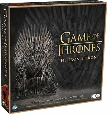 Game of Thrones - The Iron Throne Board Game