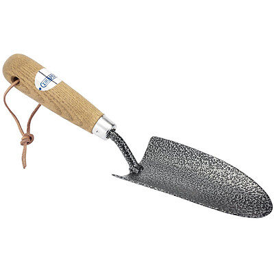 14313 Carbon Steel Heavy Duty Hand Trowel with Ash Handle