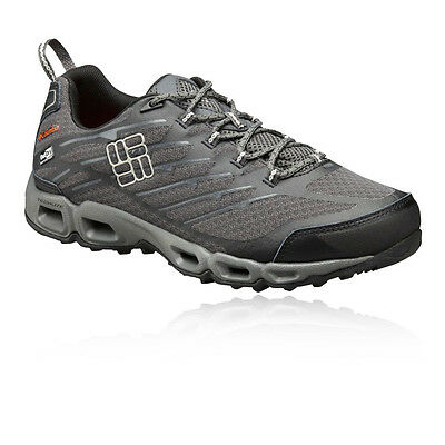 Columbia Ventrailia II Outdry Multisport Hombre Gris Impemeable Caminar Zapatos