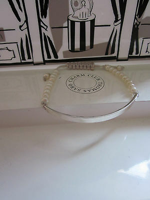 Thomas Sabo Armband Love Bridge LBA0002-170-1 Gravurplatte Perlen verstellbar