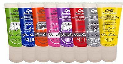 Gel coloré fixation forte tous types de cheveux - Hairgum Fix Color Gel 30 ml